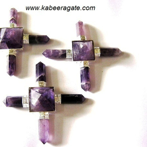 Amethyst Pyramid Generator / Wholesale metaphysical Products