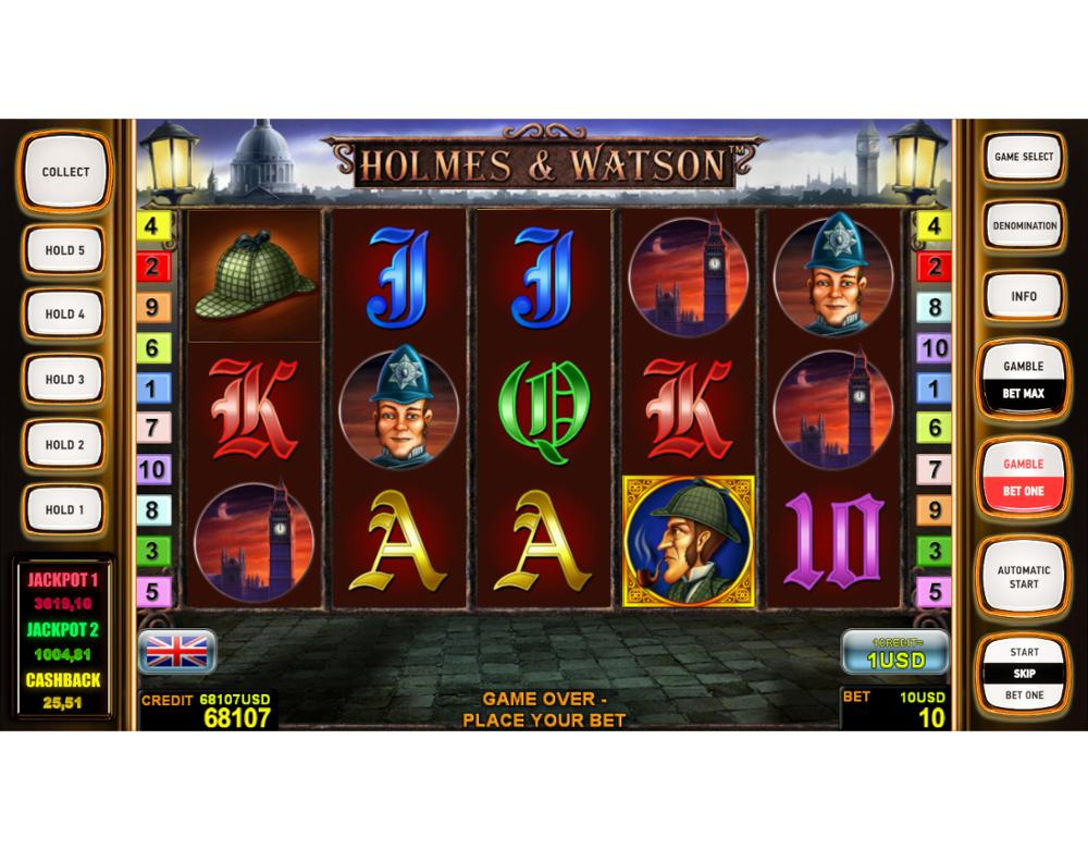 vegas online casino game