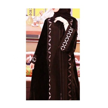 High Quality Islamic Women Clothing Abaya 2018/19 Dubai Muslim Baju/Kimono