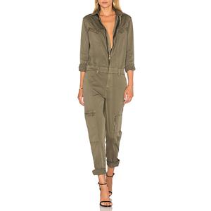 d96f3a2c1cb Fashion women s designer jumpsuit factory price denim jumpsuits women 2019  wholesale long jeans