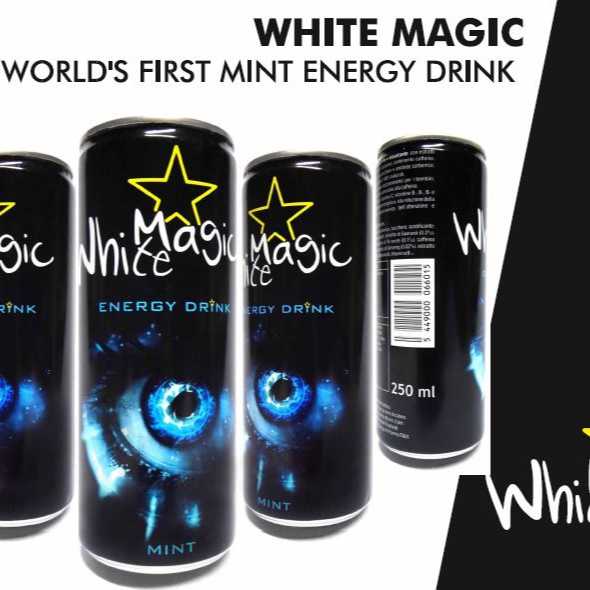 White Magic Energy Drink 250ml(mint Energy Drink),Mineral & Vitamins  /innovative-taste/cocktails Mixed) - Buy Energy Drinks Product on  Alibaba com