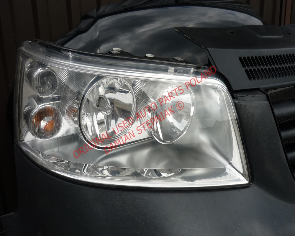 Headlight Reflector Vw Transporter T5 Normal Version 2003 2010 Right