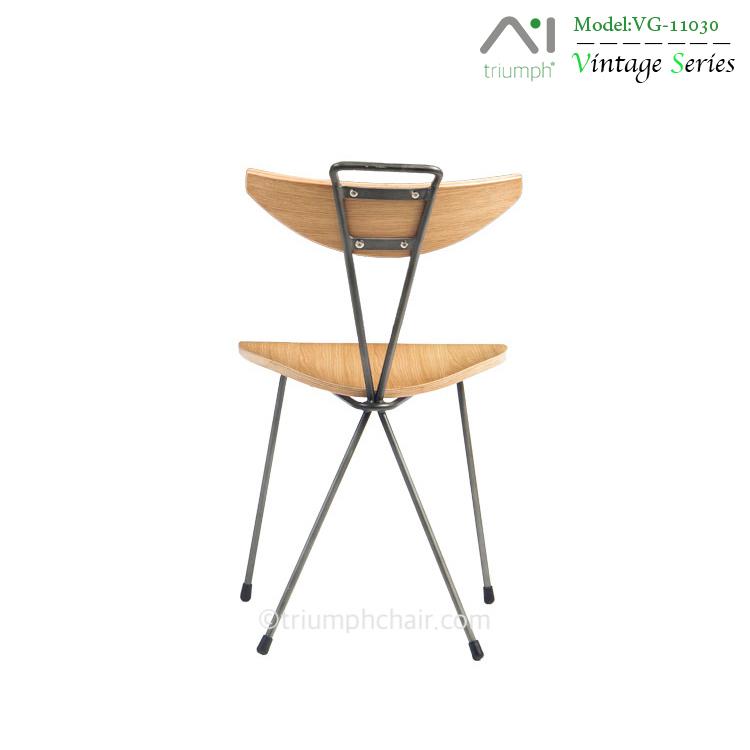 Vintage Metal Dining Chairs