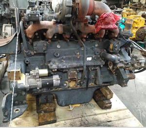 used komatsu engine 6d125 ,komatsu engine s6d125-2 ,s6d140,s6d170-5