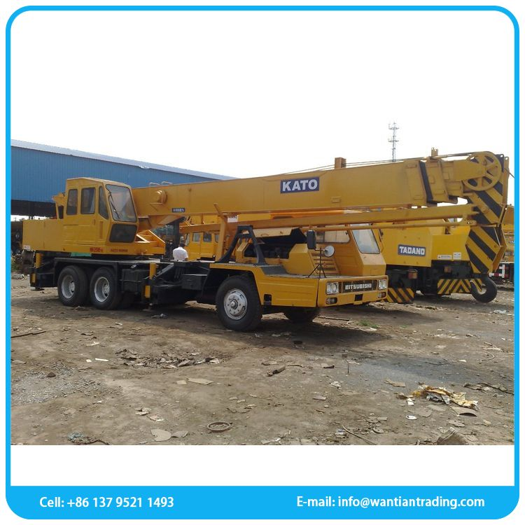 Best-selling brand new quality used auger crane