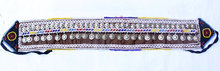 Indian Banjara Belly Old Coin Belt Gypsy Bohemian Indian Vintage Hippie Belt Beads work Vintage Banjara Belt