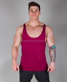 3fee1bcf3f2 Singlets Mens Tank Tops Stringer Bodybuilding Equipment Fitness Men s GYM  Tank Shirts Sports Clothes