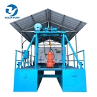 Long Discharge Distance Submersible Sea Dredge for Mud Cleaning