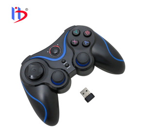 Wireless 2.4G gameapd Joystick controller for PS3/Andriod/XINPUT/PC