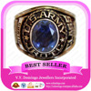 2010 Wholesale and Blue Sapphire Military Rings