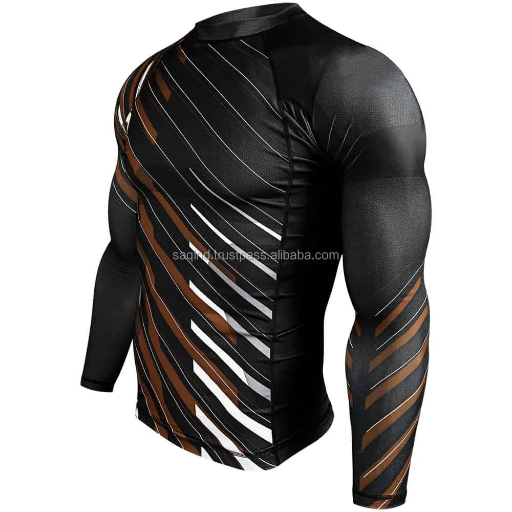 OEM Design Kompression MMA Rash Guard
