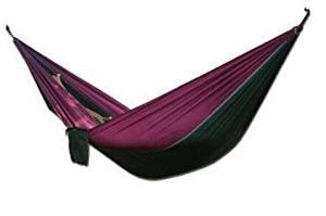 Yikemama Outdoor leisure hammock - Ultra-light Parachute Cloth Hammock Outdoor Camping Leisure Hammock, Size Optional --Ultralight convenient hammock