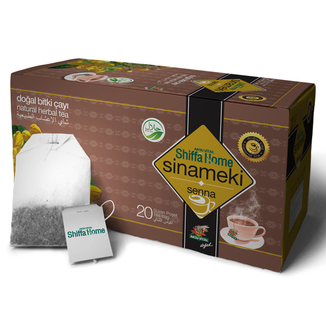 herbal slimming tea senna frunze)