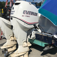 Best Price For Brand New/Used 2006 Evinrude Etec 250 hp DFI Outboard Boat Motor Engine 30 E-Tec 225 300 BRP
