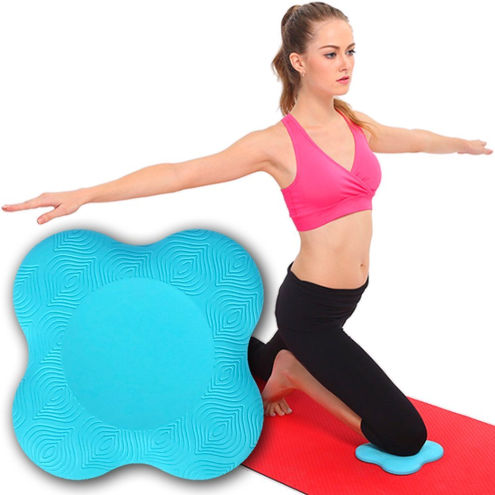 DYZD Yoga Mat Towel Eco Friendly Yoga Mat,Thick and High Density Microfiber Padding for Yoga Exercise
