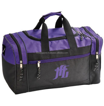 17 Sports Duffle Bag Travel Blank Custom Gym Bags Workout Carry On Luggage With Adjule Shoulder Strap Athletic