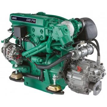 volvo penta d2 75 marine diesel engine 75hp buy engine product on rh alibaba com