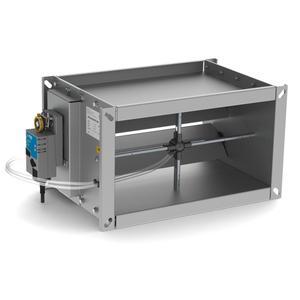 VAV Damper - HVAC VAV Terminal Unit - Rectangular