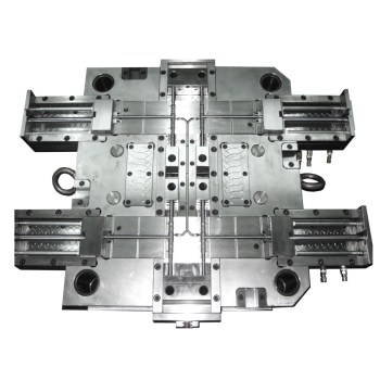 Cold Runner System Lsr Mold Plastic Injection Moulds for product