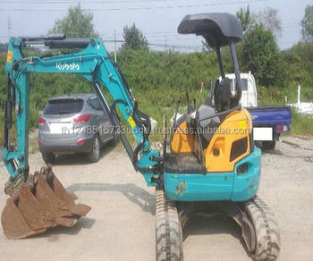 Japan used kubota U30 excavator for sale ,kubota 3ton mini excavator for sale