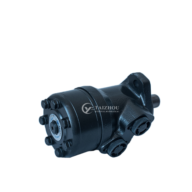 Replace Sauer Danfoss OMP 80 OMR-80 Series Low Speed High Torque Small Orbital Hydraulic Wheelo Motor For Pump