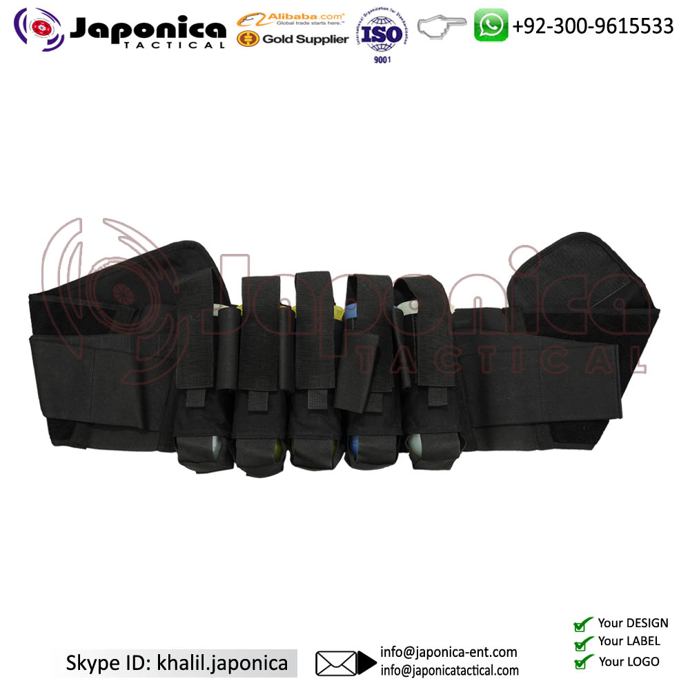 Paintball Pod Harnesses Paintball Pods Packs Japonica Paintball Accessories