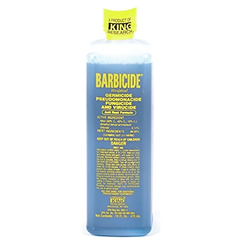 Buy Barbicide Disinfectant 16oz Conc in Cheap Price on Alibaba com
