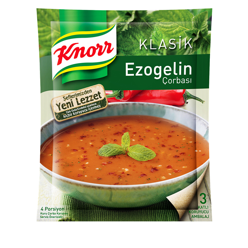 For Unilever Knorr Soup Classic Regional Chicken Bouillon Meat Bouillon Meatball Mixture etc etc All Type All Kind Best Price