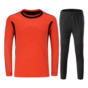 quality design 358a3 a704d Fashion top Quality goalkeeper Kits Cheap Soccer Uniform