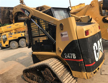 Caterpillar usato originale <span class=keywords><strong>skid</strong></span> <span class=keywords><strong>steer</strong></span> loader <span class=keywords><strong>bobcat</strong></span> <span class=keywords><strong>skid</strong></span> <span class=keywords><strong>steer</strong></span> loader 247B per la vendita/<span class=keywords><strong>bobcat</strong></span> <span class=keywords><strong>skid</strong></span> <span class=keywords><strong>steer</strong></span> 247B