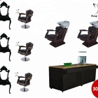 wholesale all purpose hair beauty salon uesd furniture and equipment package