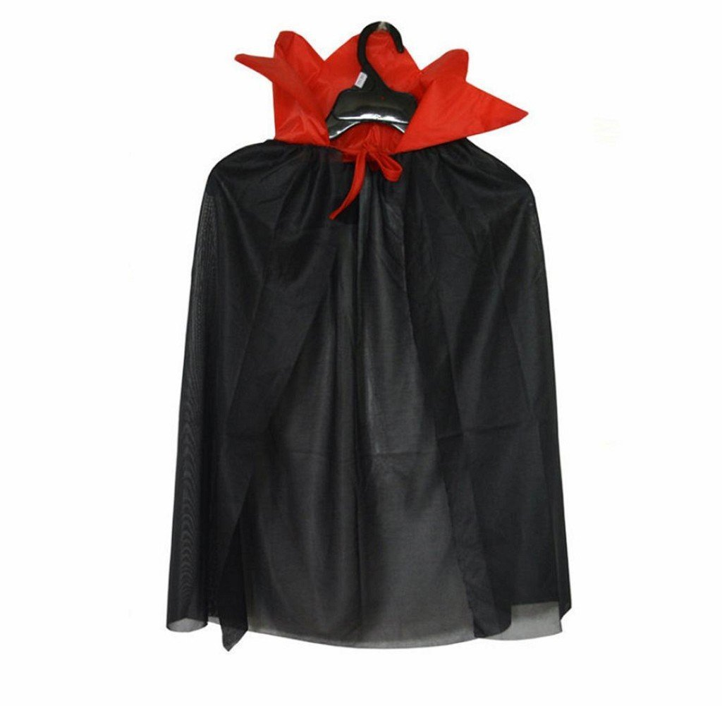 dfe41c3c8ab Gloous Childrens  Halloween Costume Wizard Witch Cloak Cape Robe for Boy  Girl