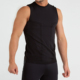 Mens Compression Tight Sleeveless Shirts Base Layers 2018 Fashion T Shirts Tank Top Male Sport Workout Fitness Training Gym Wear