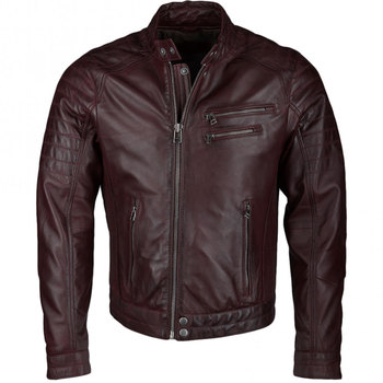 4243c9160ed Vegetable Tanned Ribbed Leather Jacket Camel - Buy Cowhide Men s ...