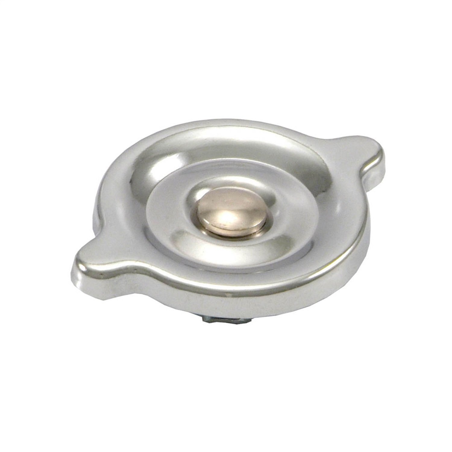 Mota Performance A70136 Chrome Plated Twist On Valve Cover Oil Filler Breather Cap with PCV Tube 2-3//8 Diameter