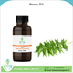 Pure Cold Pressed Organic Neem Oil