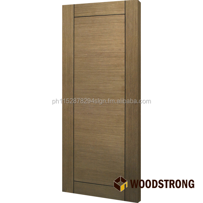 Wood Veneered Door
