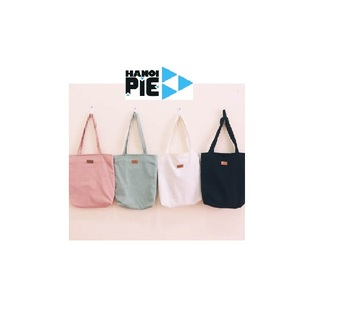 Cheap cotton shopping bags made in Vietnam