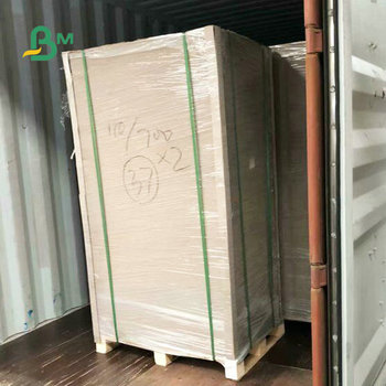 Great Stiffness 1.0mm 1.5mm 2.0mm 2.5mm 3.0mm 70*100cm Grey Carton Board Sheet for Boxes Packaging