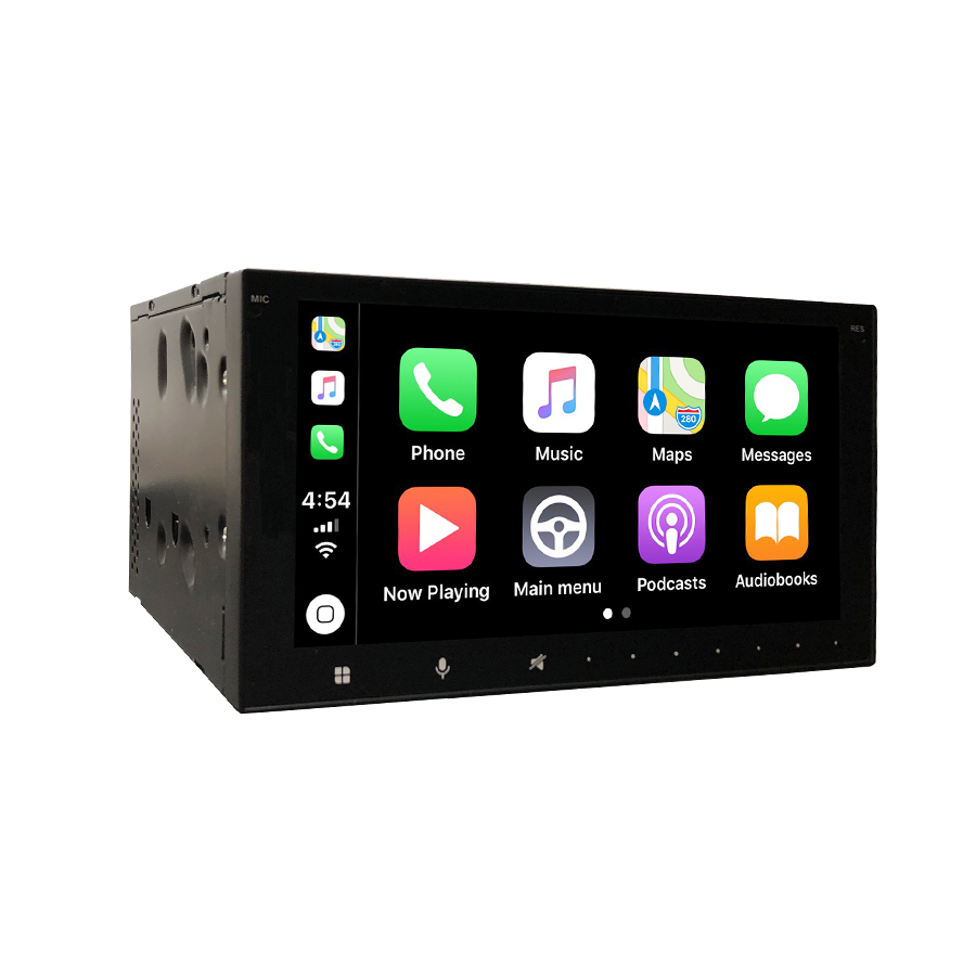 "7 ""Touch Screen Car Audio Player Suporte Apple CarPlay"