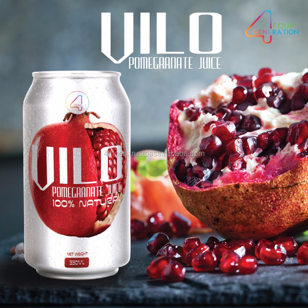 VILO pomegranate -250ml 500ml