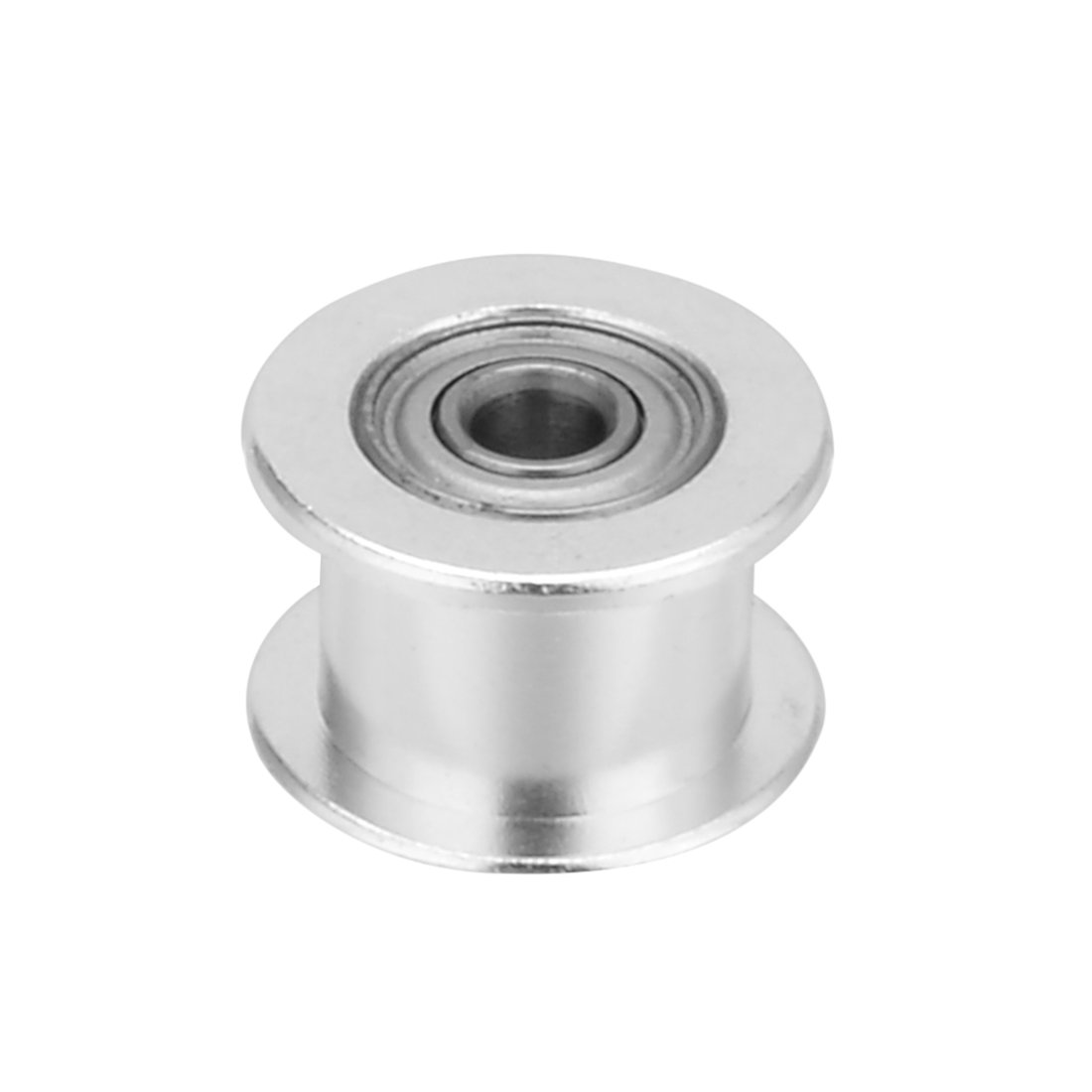 Cheap Cnc T5 Timing Pulley Find Deals On Line Belts And Pulleys Get Quotations Uxcell Aluminum Mxl 16 Teeth 3mm Bore Toothless Belt Idler Synchronous Wheel For 6mm