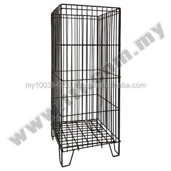 Mini Offer Bin (dump Bin),Promotional Wire Basket,Offer Basket,Hyper Offer  Basket,Mesh Display Basket,Wire Mesh Display Rack - Buy Malaysia Metal Wire