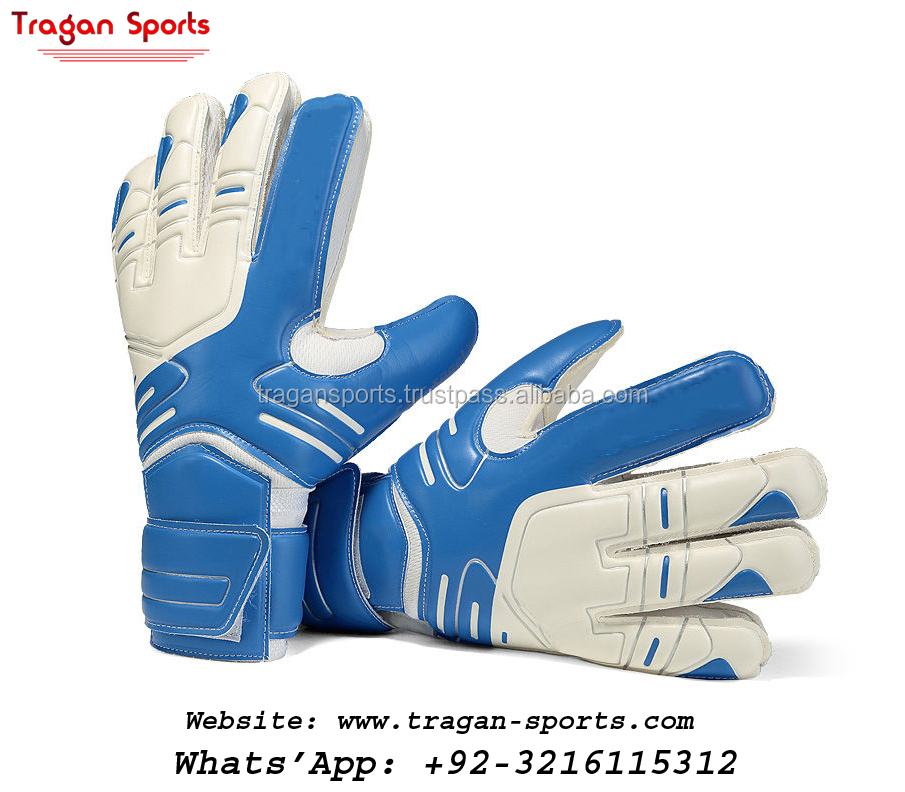 Custom Logo Soccer Gloves, American Football Gloves, 4mm Goalkeeper Gloves