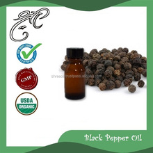 Factory Direct Supply Wholesale Organic Black Pepper Oil from New Delhi India