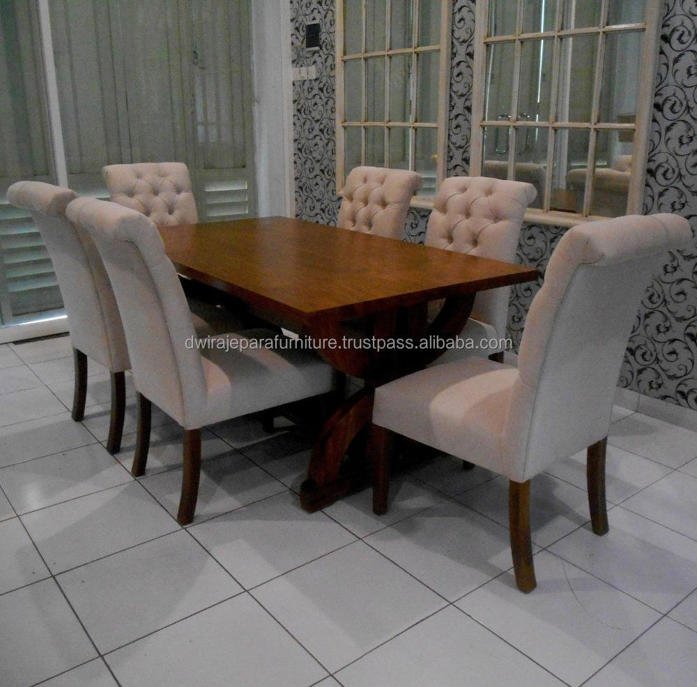 Dining Room Furniture Teak Set