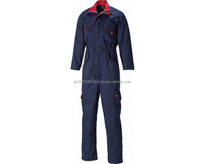 High Quality safety workwear uniform coverall work wear uniform