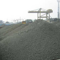 Portland Cement Clinker / Type II and I/ 42.5 and 52.5