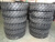 Premium Quality 7.50 16 Tractor Tires 20.5/70-16 16 Inch Solid Rubber Tires