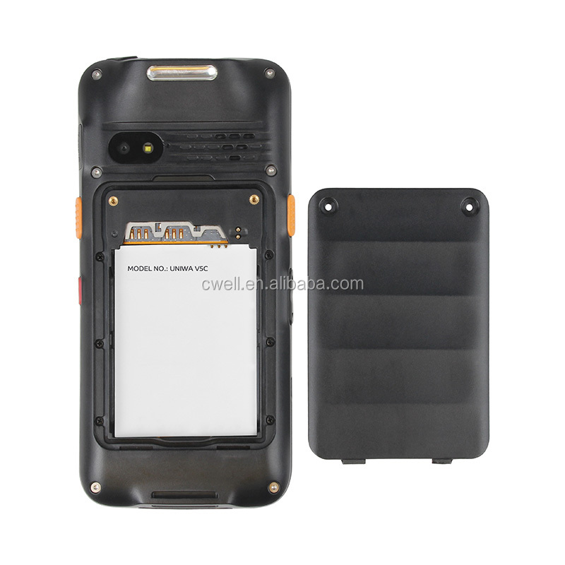 Wholesale UNIWA V5C 5 Inch MT6753 Octa Core NFC Chipset Android Phone Make Your Own Brand